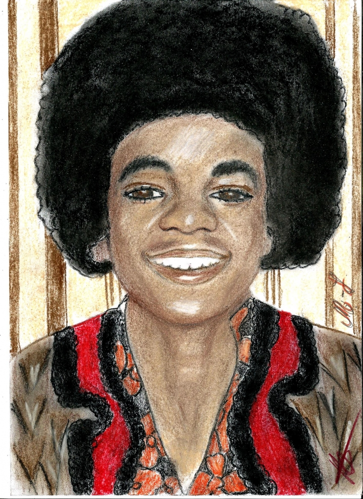 Michael Jackson by isabella1988